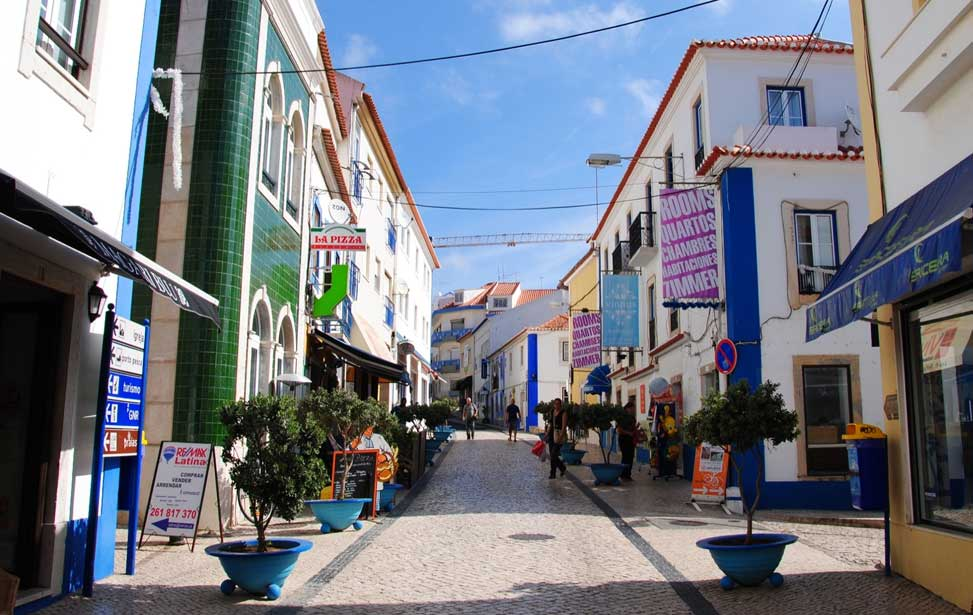 Ericeira History
