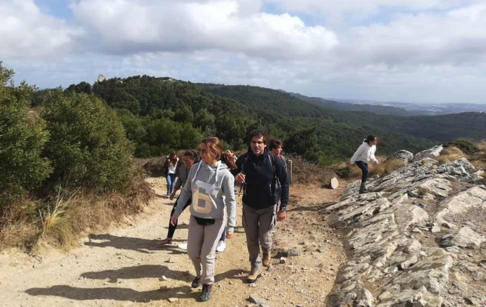 Hiking in Sintra-Cascais Natural Park